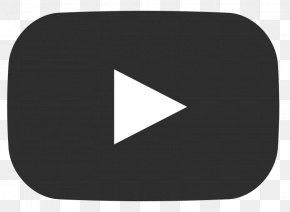 Youtube Play Button - Brand Angle Font PNG