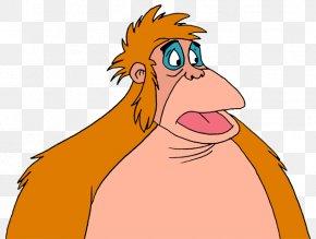 King Louie Pic - King Louie Baloo Mowgli PNG