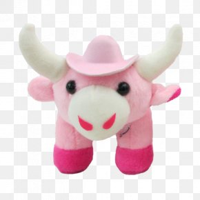 Longhorn - Armadillo Texas Longhorn Coyote Plush Stuffed Animals & Cuddly Toys PNG