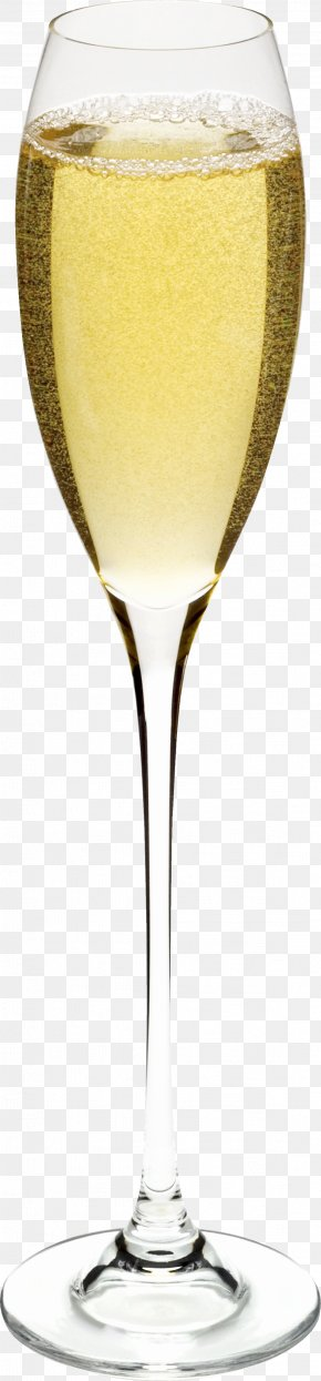 Glass Image - Champagne Glass Sparkling Wine PNG