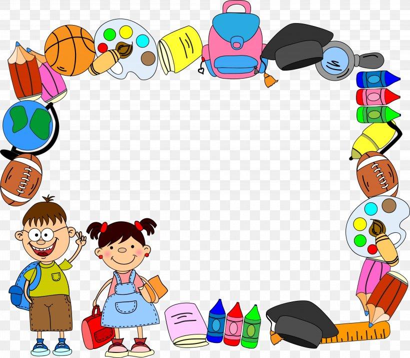 School Picture Frames Clip Art, PNG, 4172x3641px, School, Area, Artwork, Cartoon, Creativity Download Free