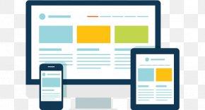 Web Design - Web Development Responsive Web Design Search Engine Optimization Web Application PNG