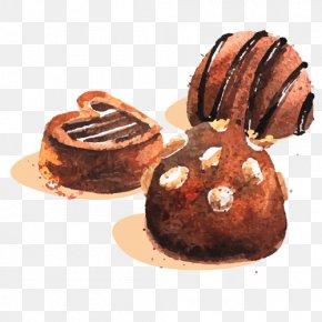Chocolate - Chocolate Truffle Chocolate Cake Chocolate Sandwich Birthday Cake PNG