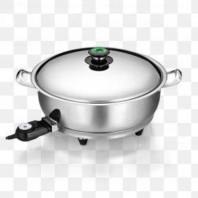 Ceramic Frying Pan - Cookware Frying Pan Roasting Stock Pots Slow Cookers PNG