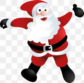 Santa Claus - Santa Claus Christmas Ornament Advent Calendars Clip Art PNG