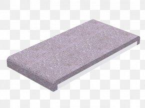 Weber - Rectangle Floor Product Design Purple PNG