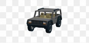 Car - Jeep Cherokee (XJ) Bumper Car Willys MB Off-road Vehicle PNG