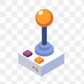Gamepad Model - Video Game Console GameCube Euclidean Vector Gamepad PNG