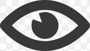 Cartoon Eye Vector - Black Eye Human Eye Eyebrow PNG