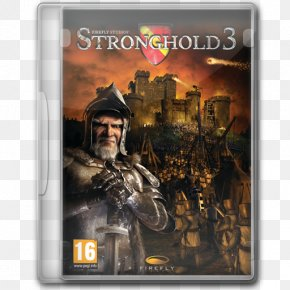 Stronghold 3 - Soldier Pc Game Film PNG