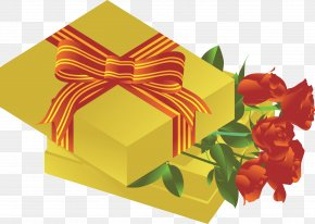 Present Box - Gift Birthday Clip Art PNG