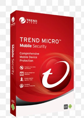 Computer - Trend Micro Internet Security Antivirus Software Computer Software Computer Security PNG