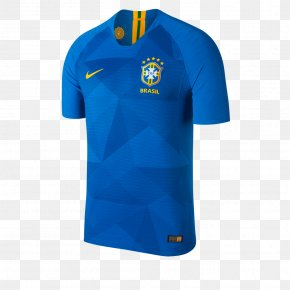 Shirt - 2018 World Cup Brazil National Football Team 2014 FIFA World Cup Jersey Shirt PNG
