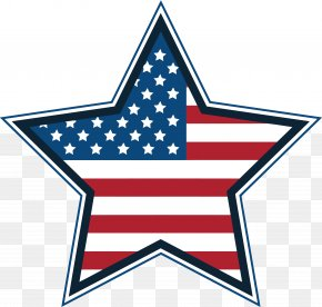 America - Flag Of The United States Independence Day Clip Art PNG