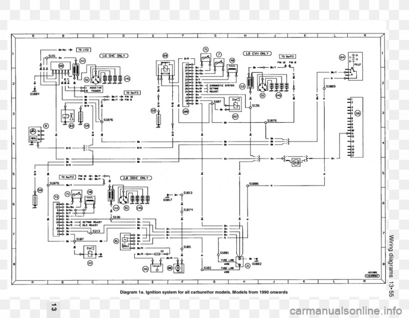 Ford Motor Company Ford S-Max Ford Escort Ford Sierra RS Cosworth, PNG,  960x746px, Ford, Area, | Ford Sierra Wiring Diagram |  | FAVPNG.com