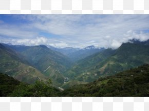 Mount Scenery Massif Valley Forest Mountain Range PNG