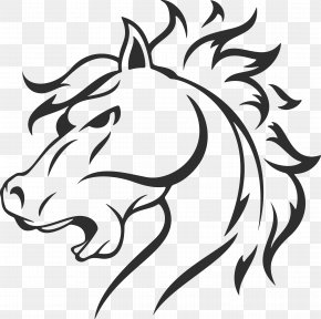 Horse's Avatar - Horse Logo PNG