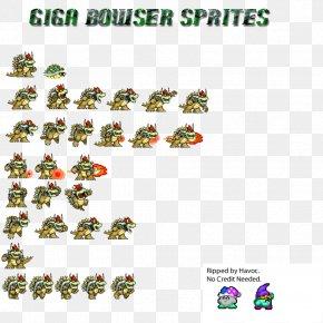 Super Mario World Luigi Sprite Sheet