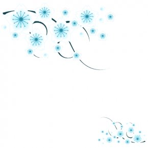 Simple Floral Design - Flower Floral Design Clip Art PNG