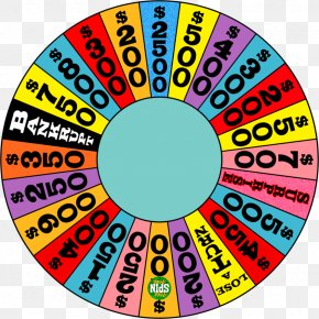 Wof - Wheel Of Fortune 2 Game Show Television Show PNG