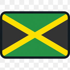 Flag - Flag Of Jamaica Flag Of The United States Flags Of The World PNG