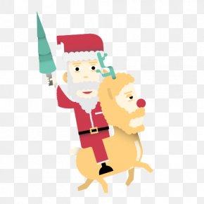 Santa Claus - Santa Claus Christmas Ornament Illustration Cartoon Christmas Day PNG