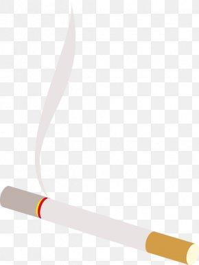 A Cigarette - Cigarette PNG