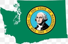 Flag - George Washington Flag Of Washington California U.S. State PNG