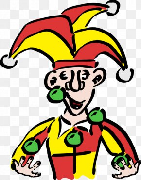 Joker Cliparts - Joker Middle Ages Jester Clip Art PNG