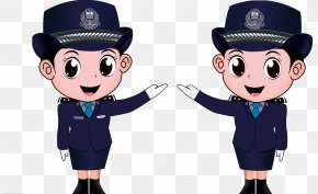 Chinese Police - Peoples Police Of The Peoples Republic Of China Police Officer Chinese Public Security Bureau PNG