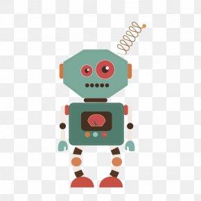 Blue Robot - Robot Chatbot Internet Bot PNG