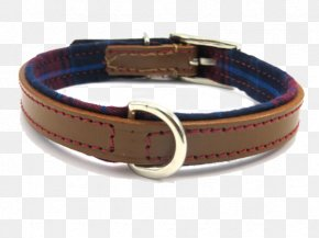 Dog Collar - Watch Strap Dog Collar Leather PNG
