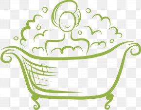 SPA Creative Bath Creative - Bathing Spa PNG