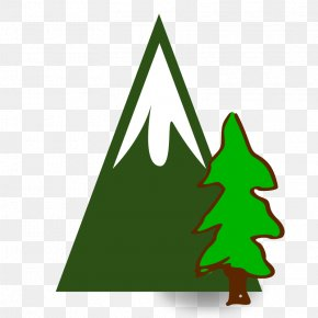 Mountains - Map Symbolization Clip Art PNG