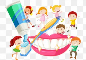 Toothbrush - Electric Toothbrush Tooth Brushing Teeth Cleaning Vector Graphics PNG