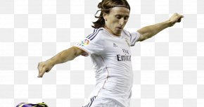 Luka Modric - Team Sport Newell's Old Boys Football Player Sportswear PNG