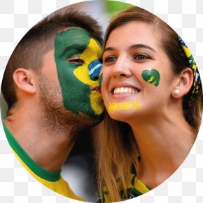 Fan - 2014 FIFA World Cup Brazil National Football Team Fan PNG