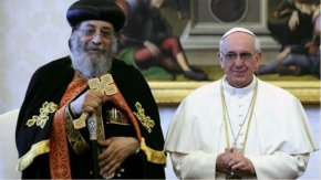 Pope Francis - Vatican City Egypt Pope Of The Coptic Orthodox Church Of Alexandria PNG