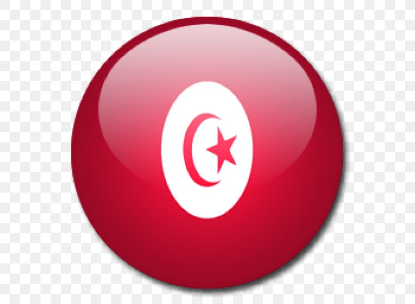 Flag Of Tunisia Flag Of Tunisia Flags Of The World National Flag, PNG, 600x600px, Flag, Ball, Billiard Ball, Flag Of Switzerland, Flag Of The United Kingdom Download Free
