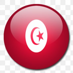 Flag - Flag Of Tunisia Flag Of Tunisia Flags Of The World National Flag PNG
