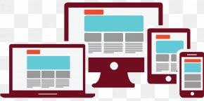 Web Design - Responsive Web Design Web Development Page Layout PNG