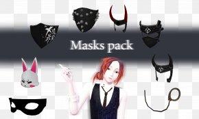 Freak Show - MikuMikuDance Mask Hatsune Miku DeviantArt Computer Graphics PNG