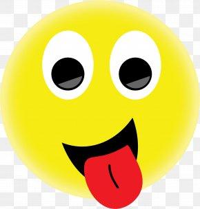 Sad - Smiley Emoticon Tongue Clip Art PNG