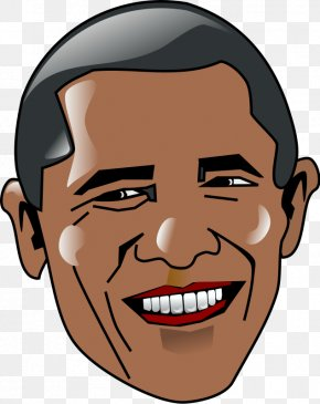 Famous Cliparts - Barack Obama President Of The United States Clip Art PNG