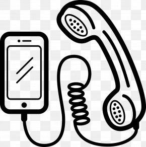 Telephone Mobile Phones Clip Art PNG
