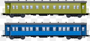 Train Cabin - Train Passenger Car Rail Transport Steam Locomotive PNG
