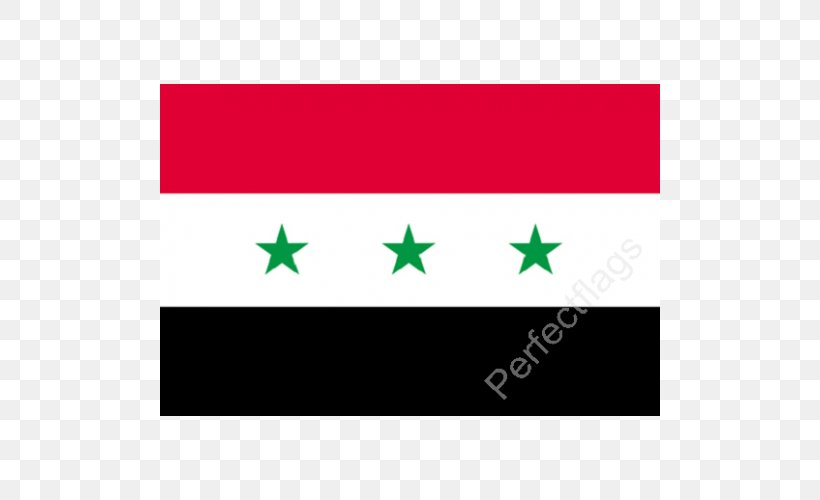 Flag Of Syria Turkish Involvement In The Syrian Civil War National Flag, PNG, 500x500px, Flag Of Syria, Flag, Flag Of Egypt, Flag Of Iraq, Flag Of Jordan Download Free