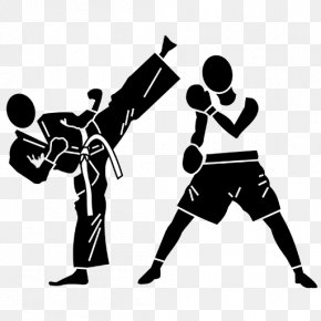 Karate Stances - Boxing Ultimate Fighting Championship Knockout Combat Sport PNG