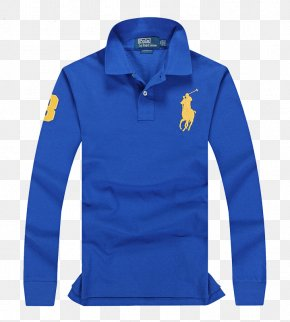 POLO Shirt - Long-sleeved T-shirt Ralph Lauren Corporation Polo Shirt Tracksuit PNG