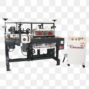 Molding Machine - Machine Belt Sander Molding Woodworking PNG
